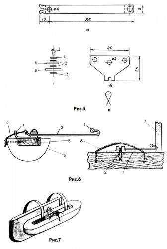 Изготовление снасти кораблик для рыбалки своими руками