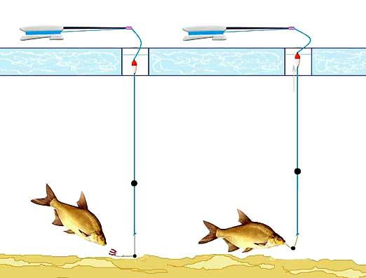 Зимняя удочка: выбор снасти для подледной рыбалки