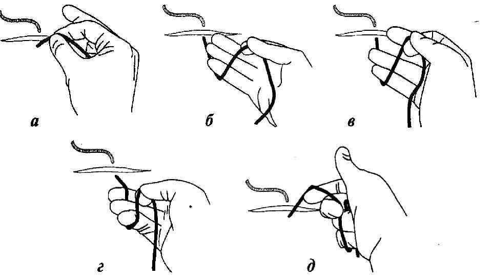 Рыболовные узлы — описание самых надёжных узлов и способы их вязки