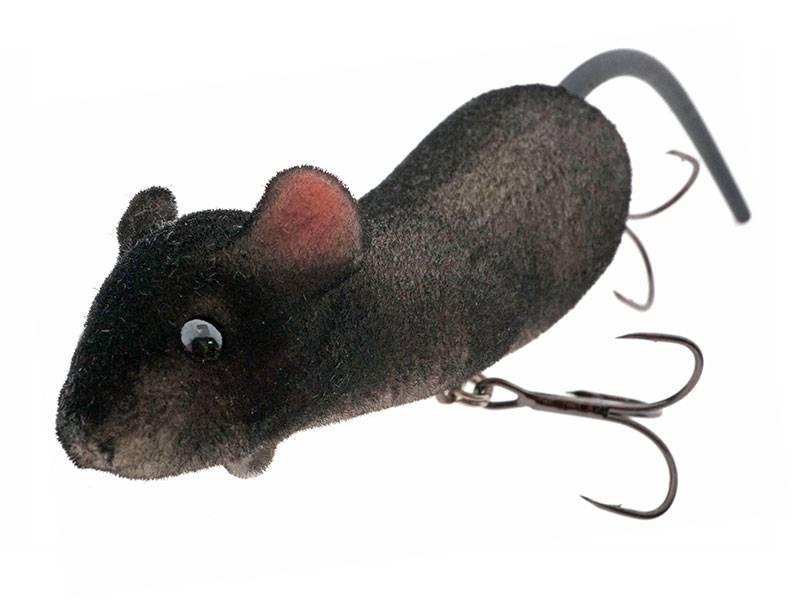 Мышь на тайменя своими руками