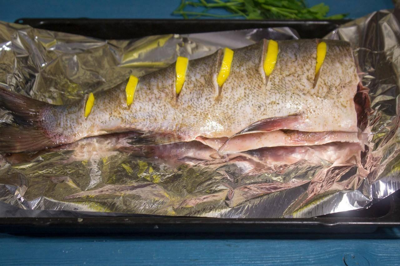 Толстолобик в духовке: все рецепты с фото на одном сайте