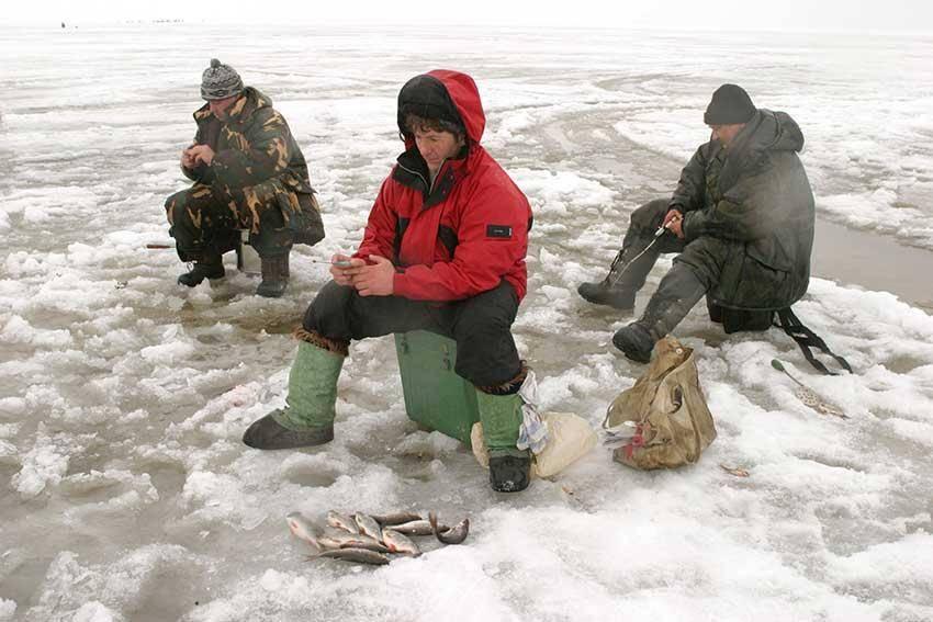 Зимняя рыбалка: как получить хороший улов