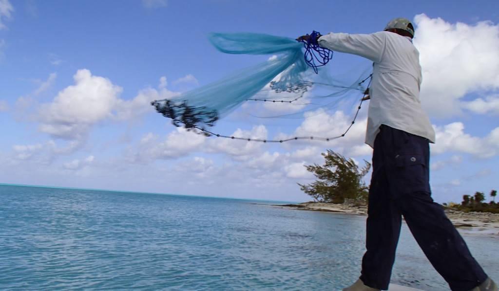 Рыбалка кастинговой накидной сетью. тонкости ловли.