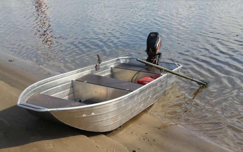 Алюминиевые лодки для рыбалки под мотор: изготовления своими руками