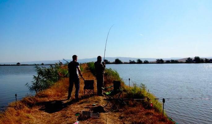 Рыбалка в ставропольском крае | (26) карта рыболовных мест