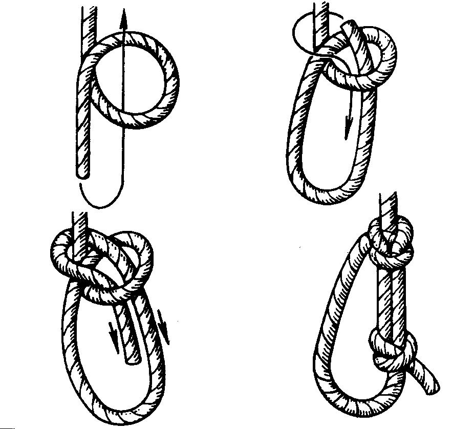 Как вязать морские узлы: основные схемы в картинках для начинающих моряков топ 10