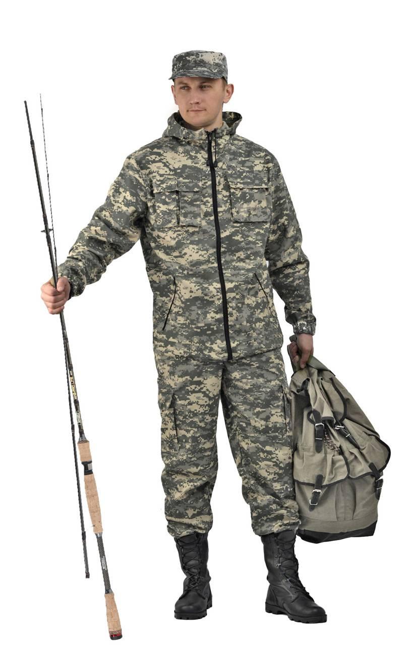 Одежда для рыбалки, отличия между мужскими и женскими вариантами