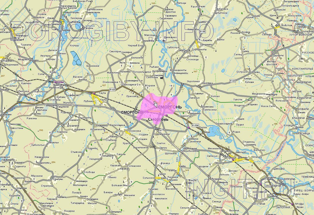 Реки беларуси — топ-12 самых длинных