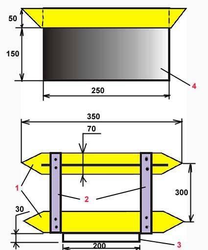 Прикормочный кораблик для рыбалки своими руками: особенности и изготовление кораблика для завоза прикормки