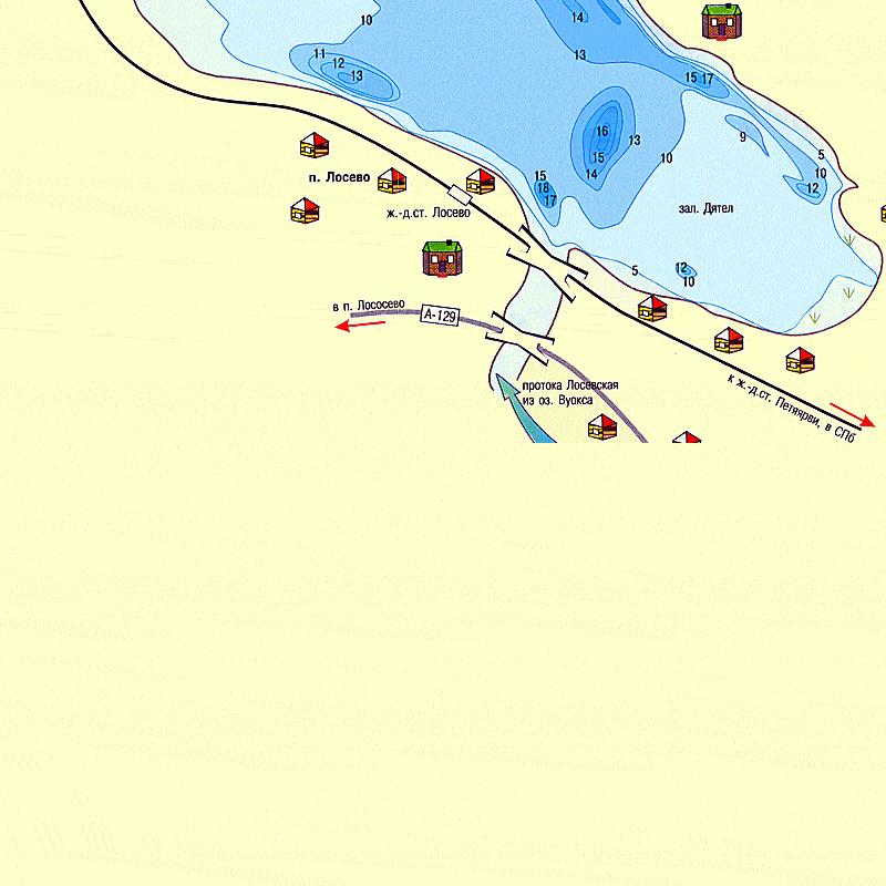Раковые озёра
