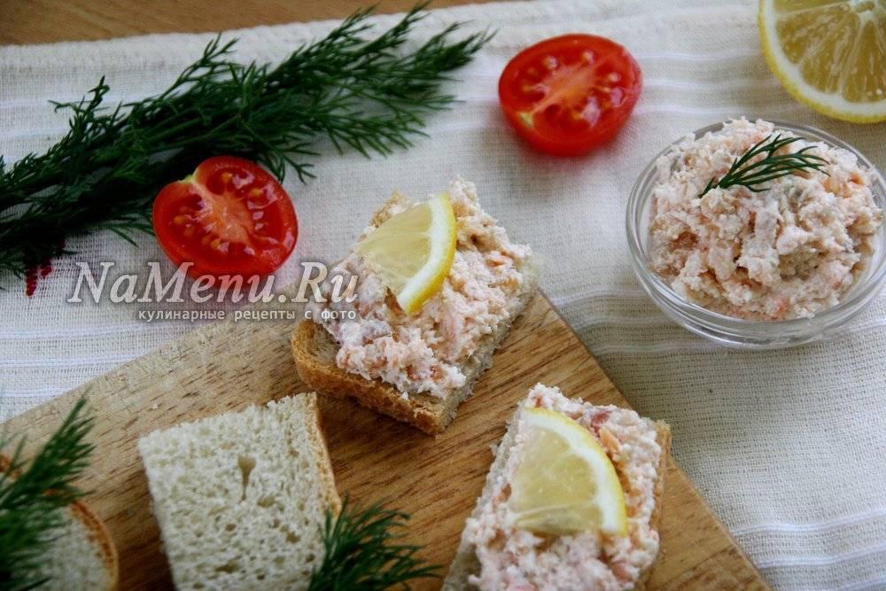 Риет из лосося: рецепты, что это такое, как приготовить с мягким творогом