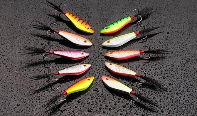 Бокоплавы для зимней рыбалки на судака: (ловля на бокоплав зимой)