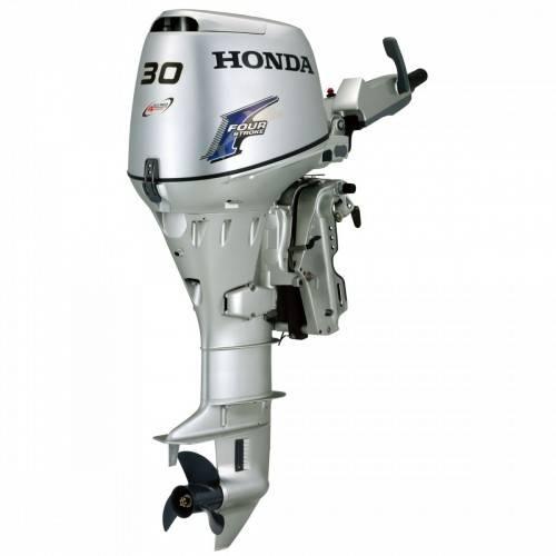 Лодочный мотор хонда 30