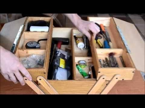 Ящик для инструментов своими руками — инструкции как сделать удобный и качественный ящик, предлагаем широкий выбор вариантов ящиков для любых целей и задач на фото примерах!