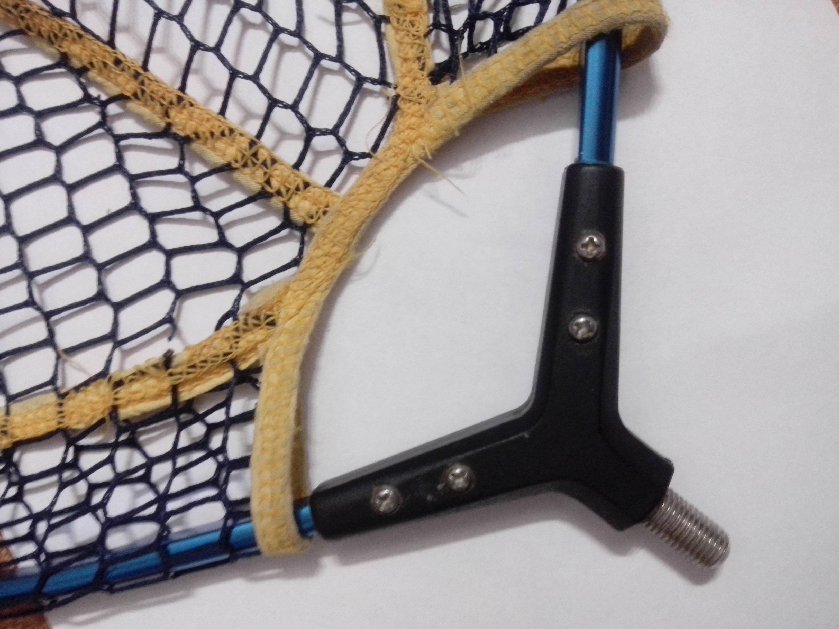 Складной подсачек своими руками — самодельные шарнирные соединения, монтаж на подсаке сетки