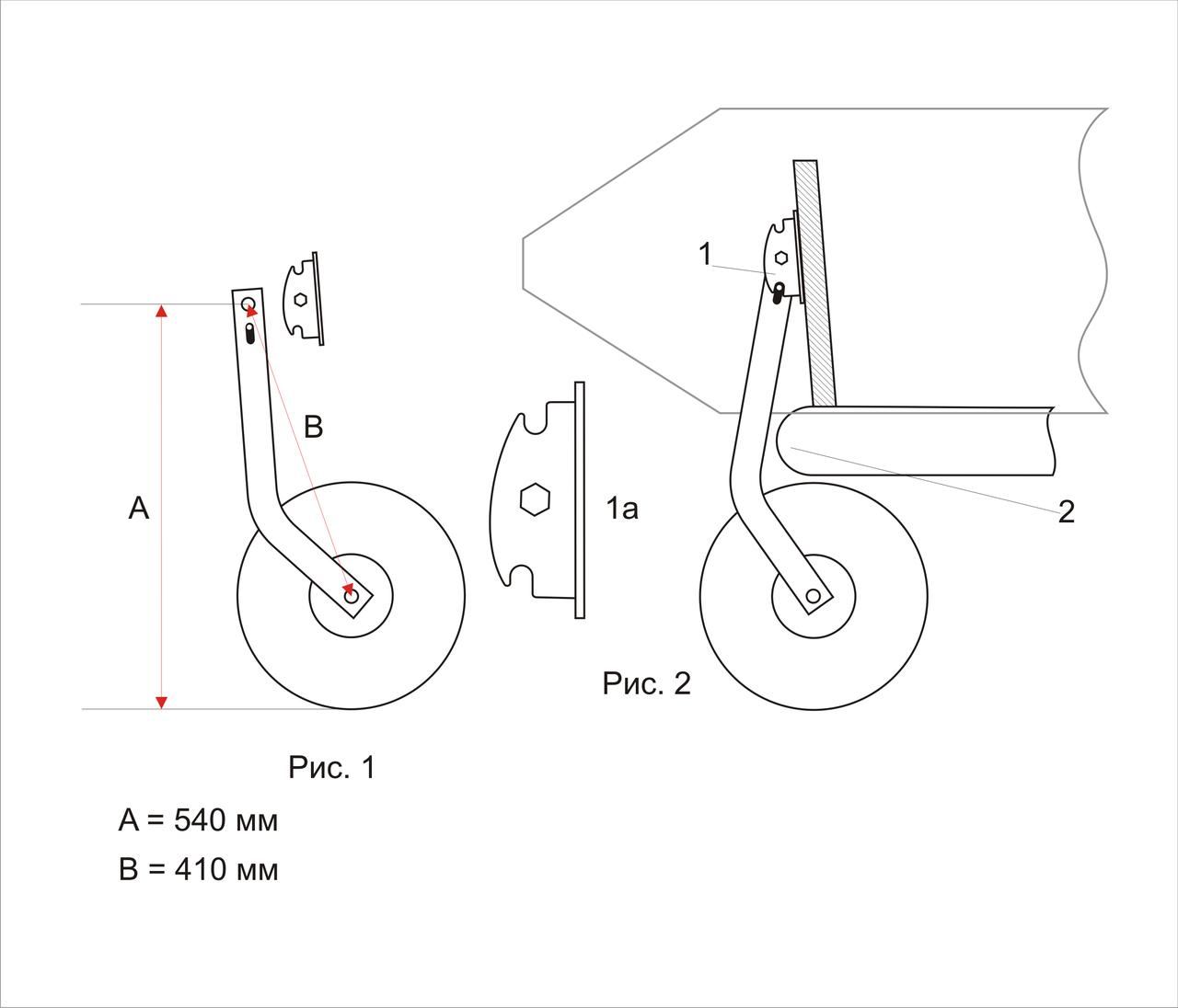 Транцевые колеса своим руками для лодки пвх: видео - как сделать правильно