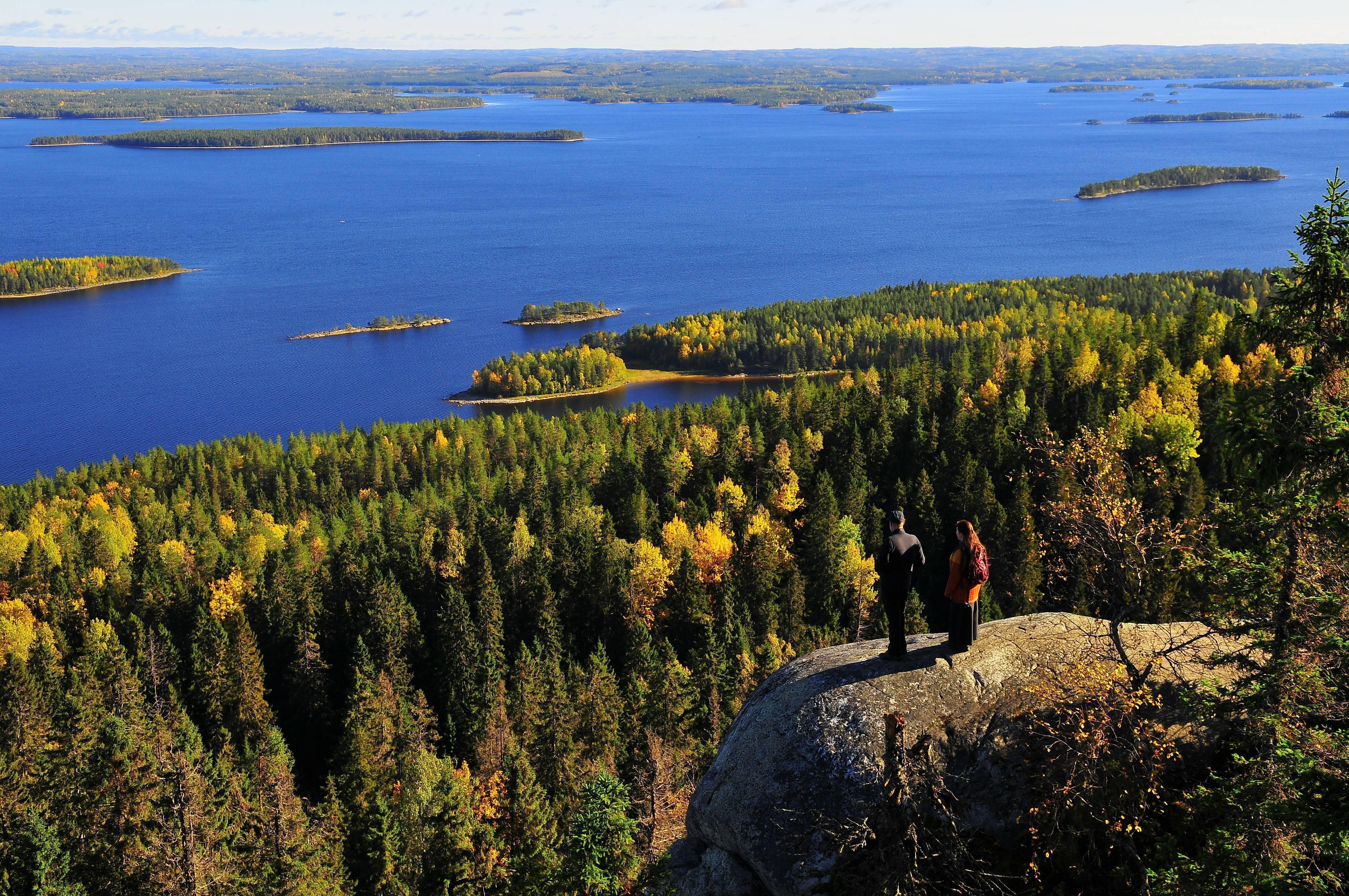 Калевальский национальный парк - история, культура и природа