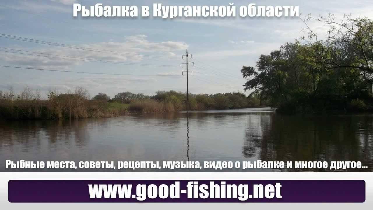 Рыбалка на озерах курганской области