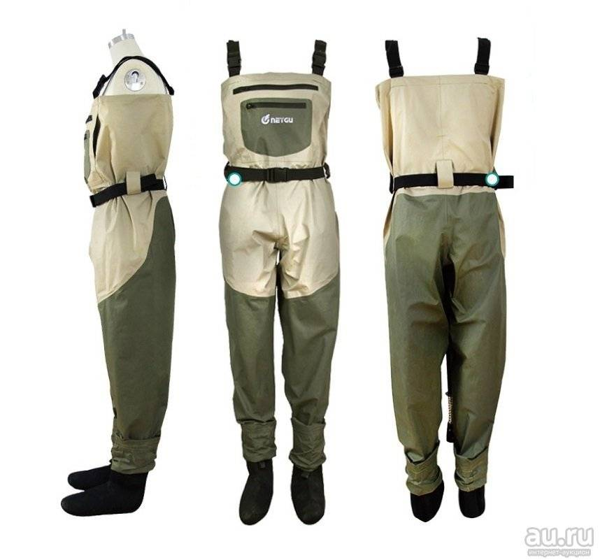 Что такое вейдерсы для рыбалки - цены, как выбрать дышащие костюмы и видео - vobler club - клуб любителей рыбалки