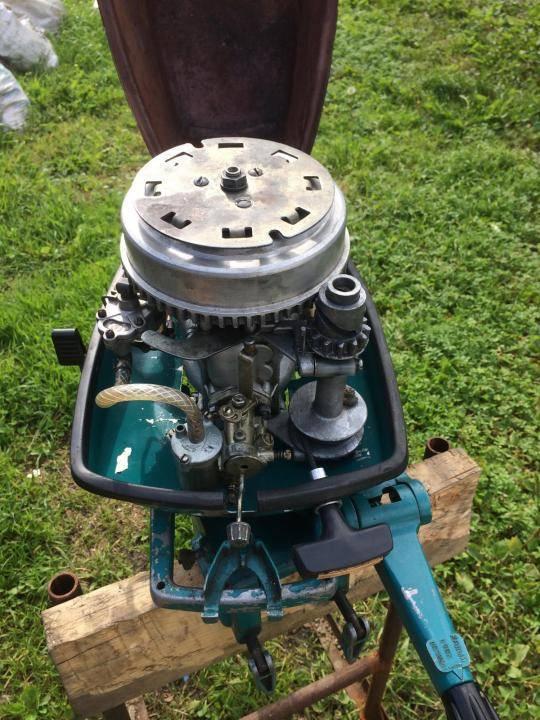 Устранение заводских огрехов нового мотора «Ветерок-8М»