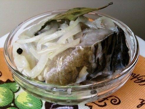 Как правильно солить рыбу на таранку