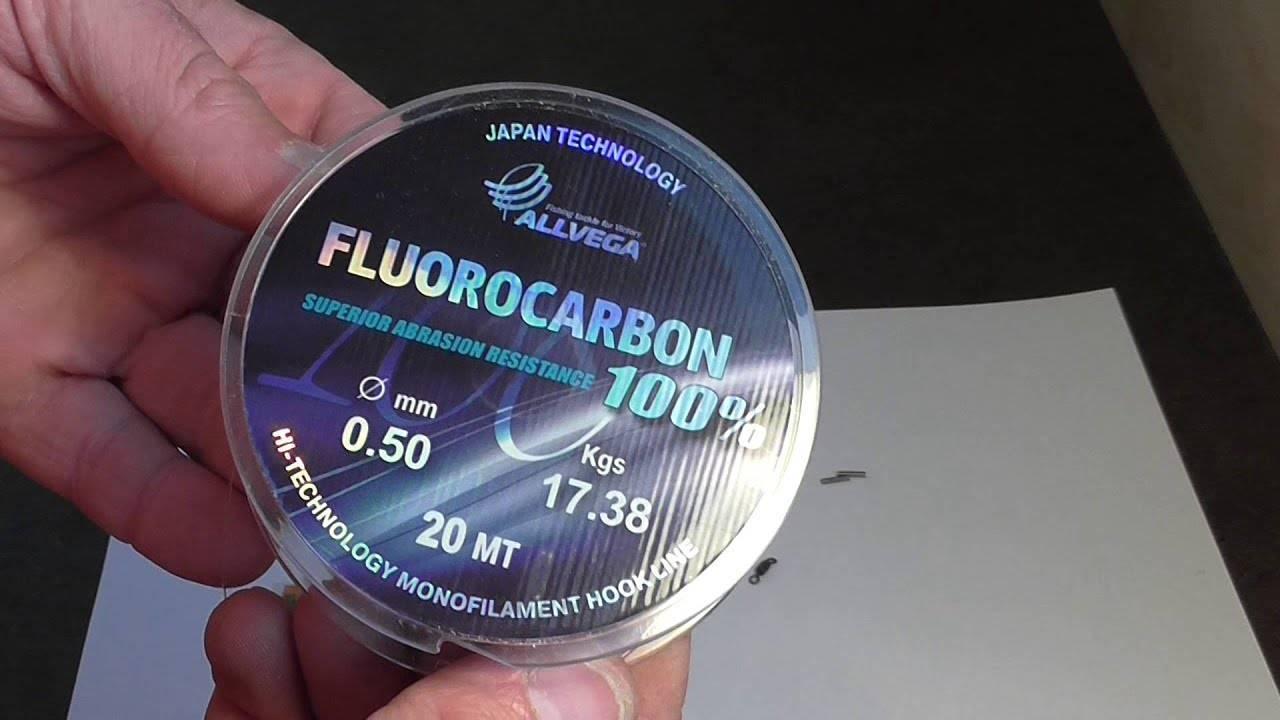 Леска флюорокарбон - что это такое? преимущества, недостатки, отзывы рыбаков и советы