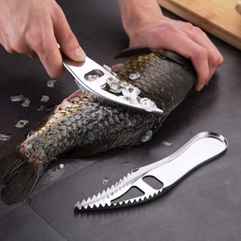 Как выбрать нож для чистки рыбы