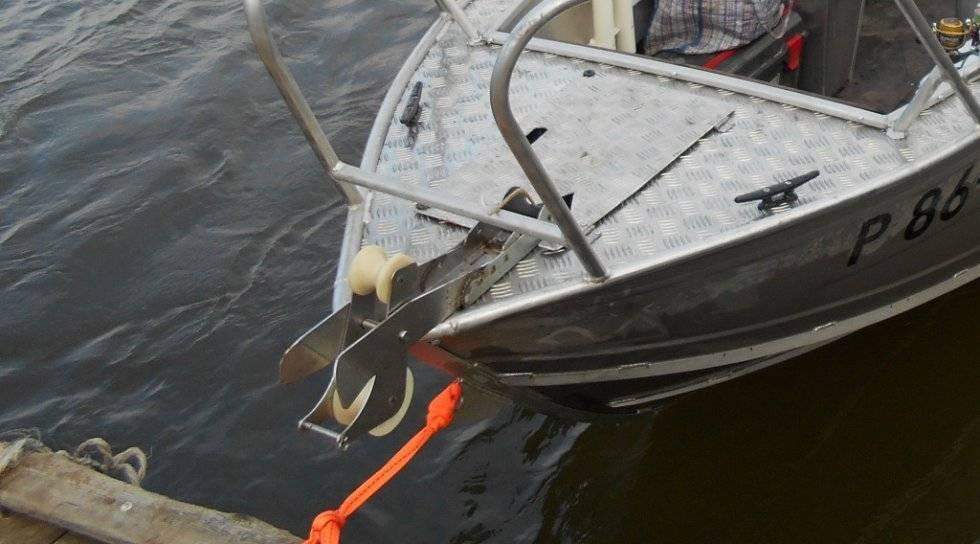 Якорь своими руками: модели и конструкции для пвх, деревянных и металлических лодок (125 фото + видео)