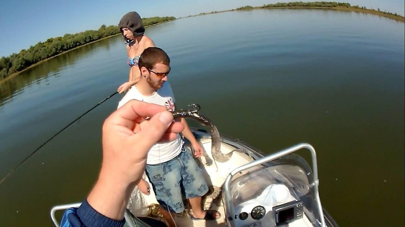 Какие снасти нужны для рыбалки на ахтубе и нижней волге?