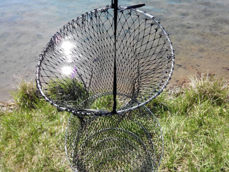 Садок для рыбы: разновидности, критерии выбора и советы по изготовлению своими руками