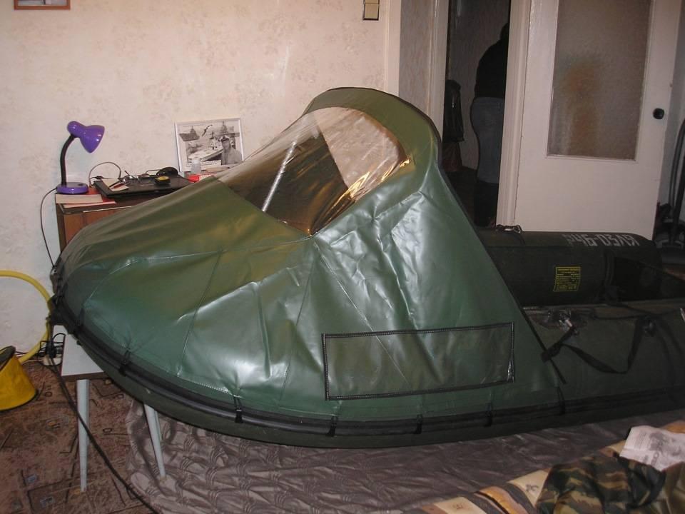 Тент для лодки пвх своими руками: материал, фурнитура, инструкция