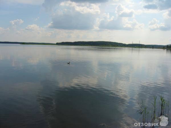 Озеро узункуль в челябинской области