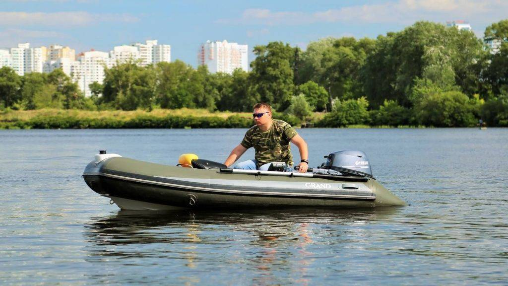 Рейтинг надувных лодок: 23 лучшие модели для рыбалки