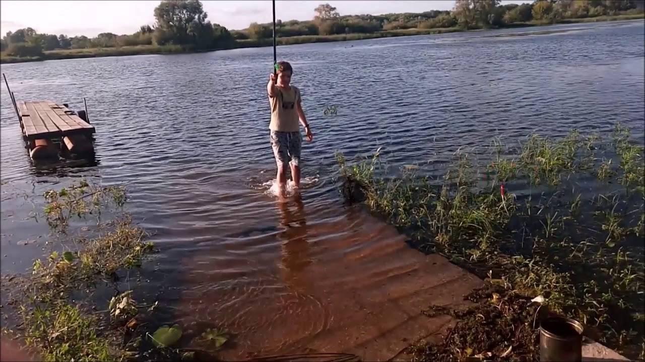 Рыбалка в дубне