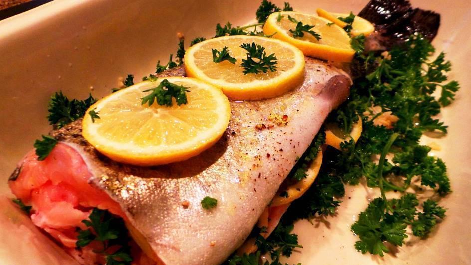 Как лучше приготовить рыбу гольца