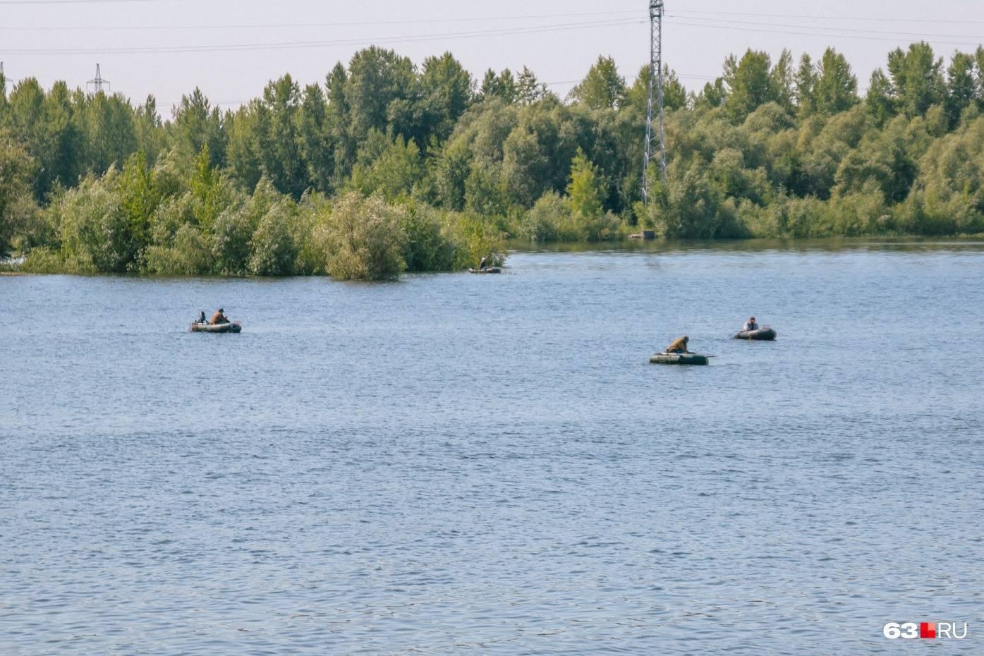 5 мест для платной рыбалки в самаре