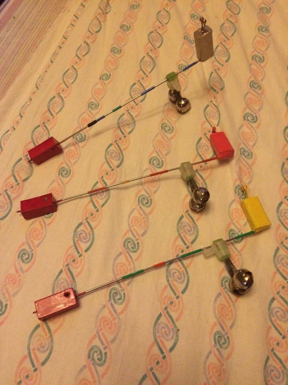 Самодельный сигнализатор поклевки для донки
