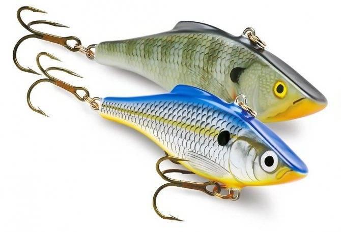Ловля на вибы (раттлины) зимой - поиск рыбы, выбор приманки