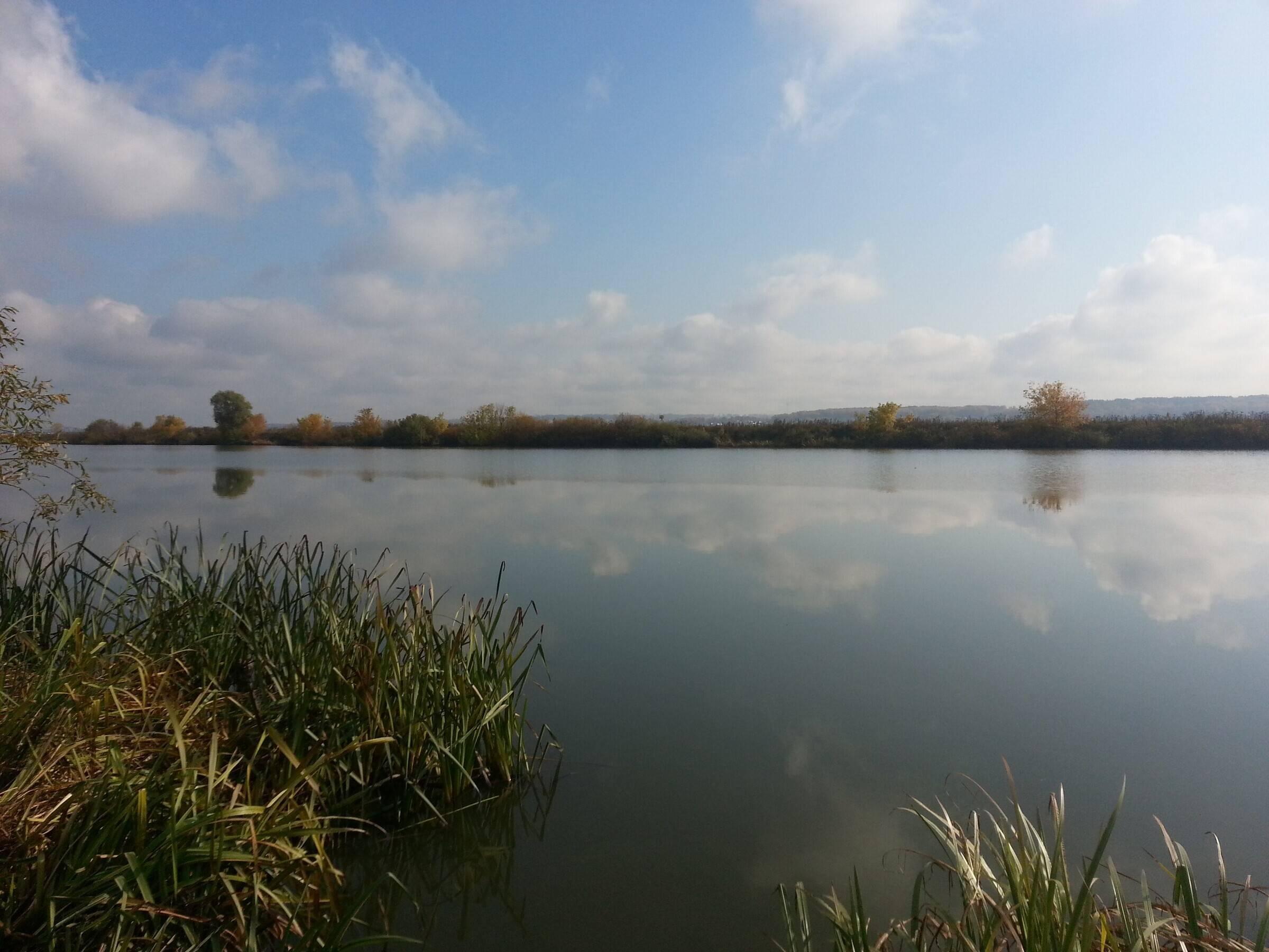 Озеро лютце