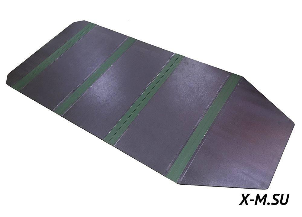 Слань (жесткий пол) для надувной лодки своими руками (наш вариант)