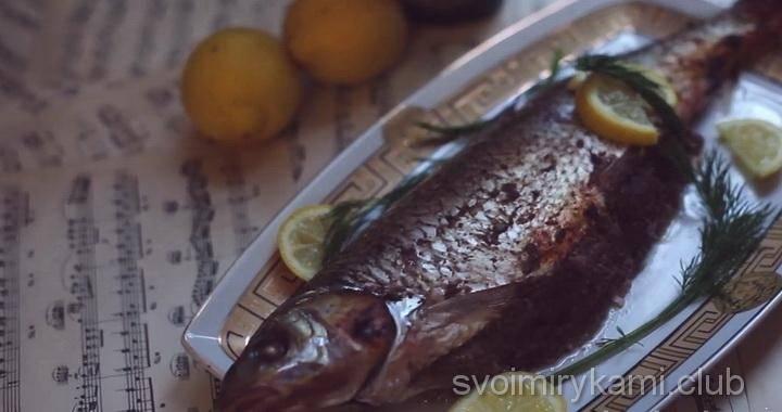 Кутум (рыба в духовке): рецепт и фото