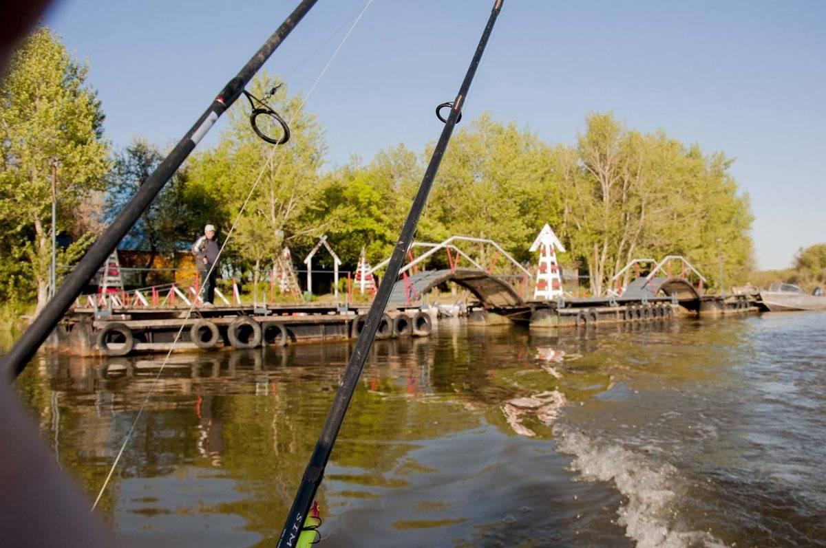 База отдыха «Причал рыбака» в Астрахани