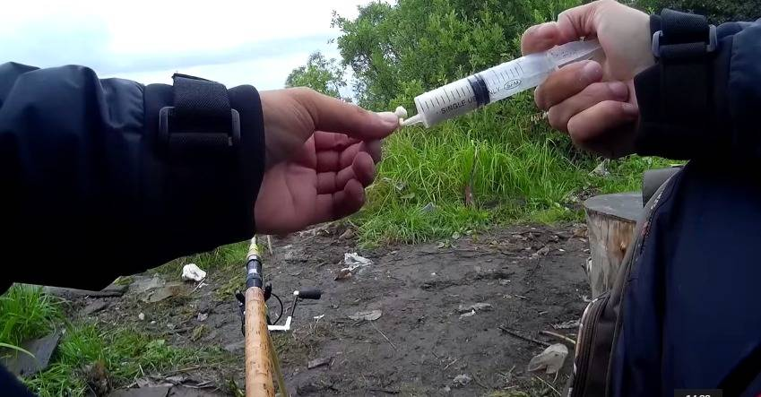 Манка для рыбалки: как приготовить тесто из манки