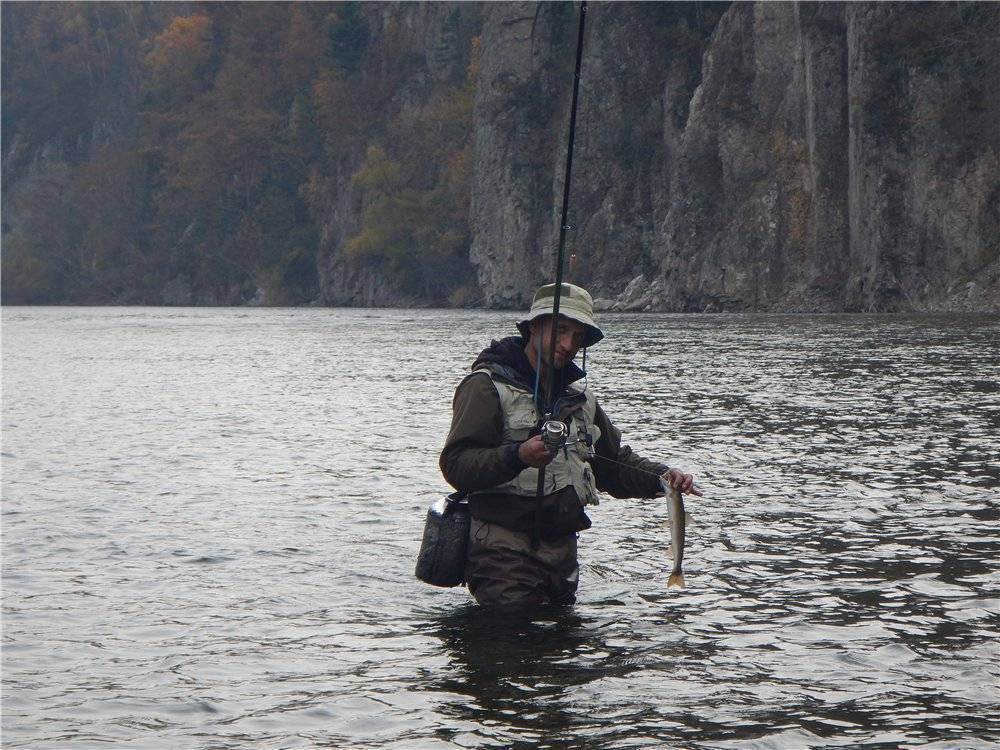 Рыбалка в приморском крае: лучшие места на карте