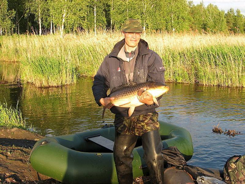 Лучшие рыболовные места свердловской области