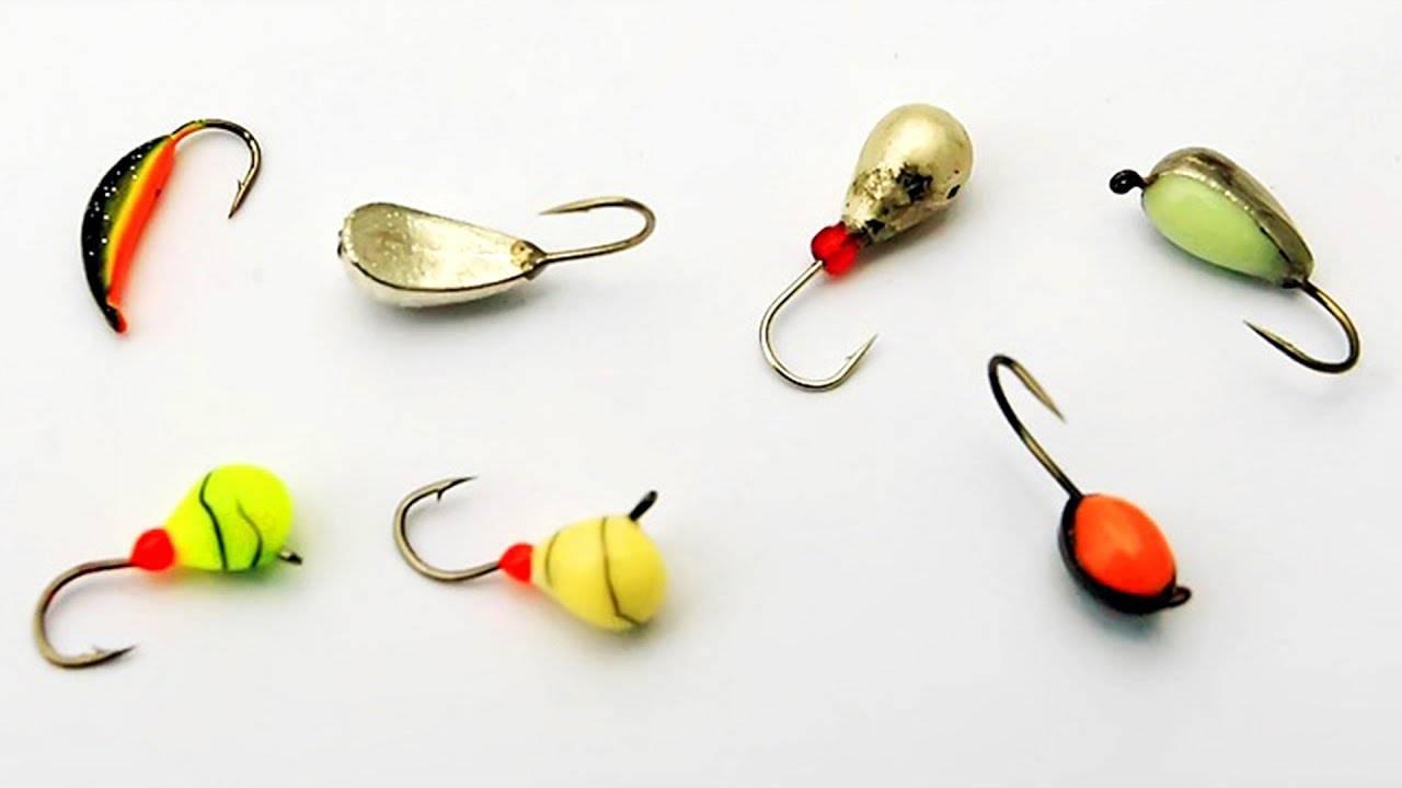 Безнасадочные мормышки для зимней рыбалки: принцип действия, самодельные конструкции, техника ловли