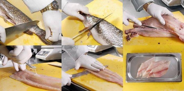 Как с щуки снять кожу: секреты кулинарного мастерства