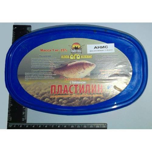 Пластилин для рыбалки – достоинства и недостатки