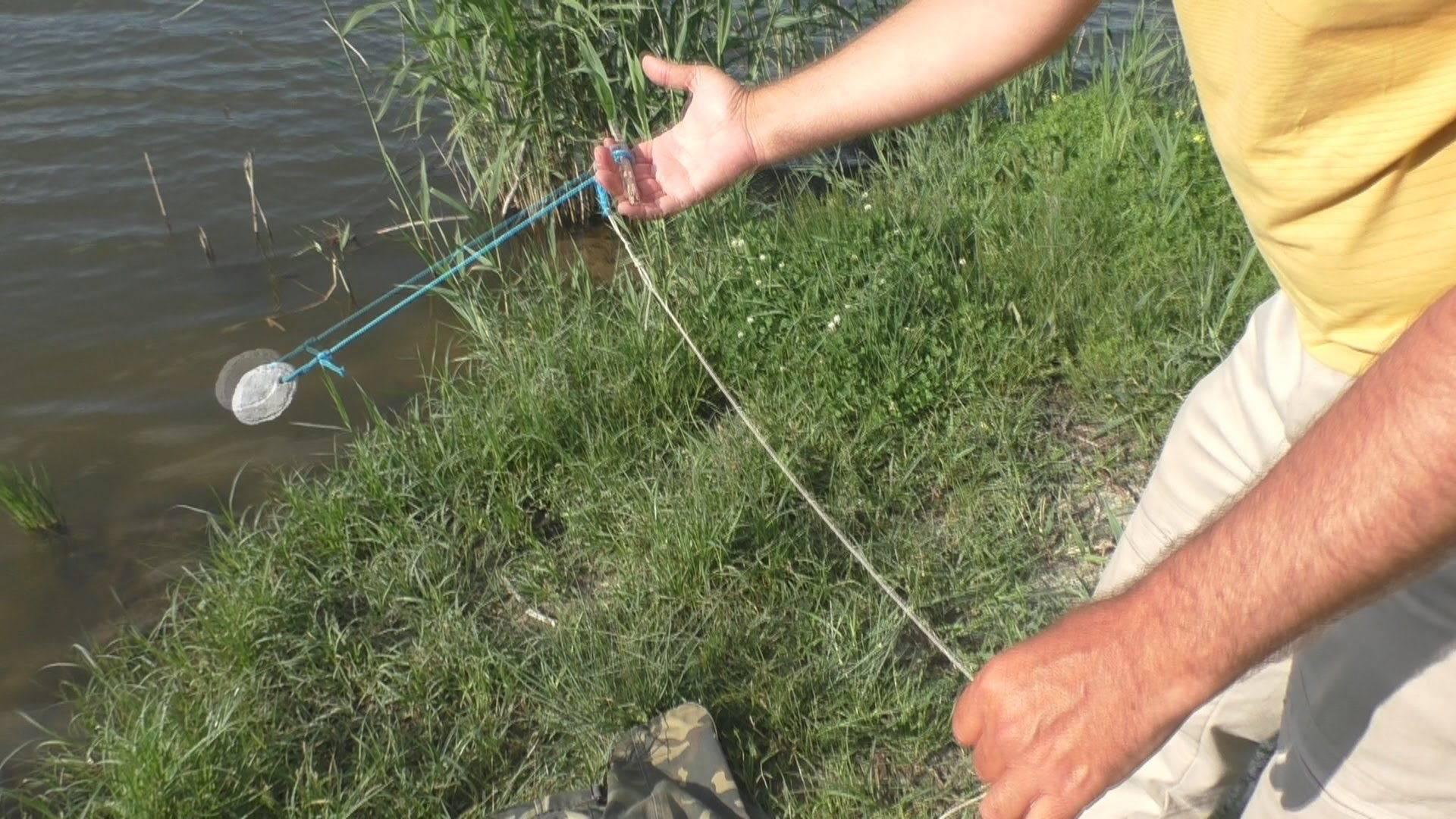 Рыбалка на карася весной на поплавочную удочку