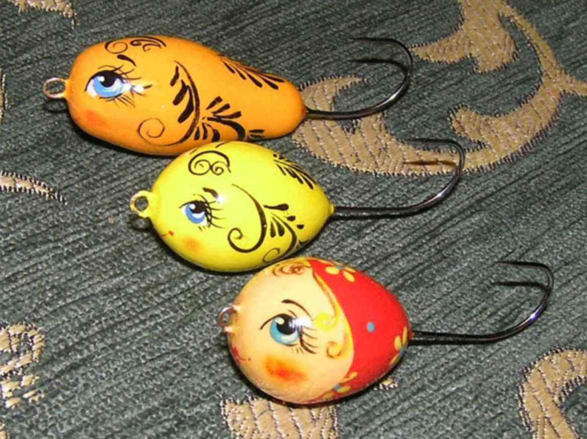 Хорватские яйца – оригинальная снасть :: syl.ru